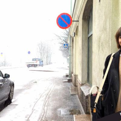 Kirjailija Marjo Niemi