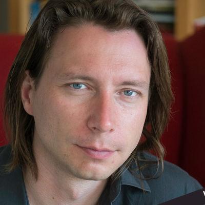 Elokuvaohjaaja Jan Forsström