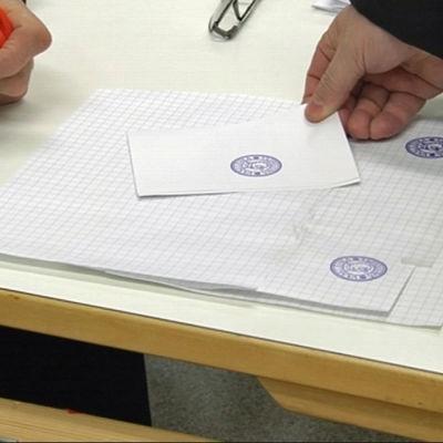 Röstande
