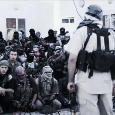 En femtedel av IS resenärerna är från Europa
