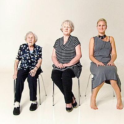 isoäiti äiti ja minä, yle tv1