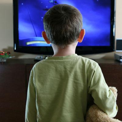 Lapset ja tv:n katselu