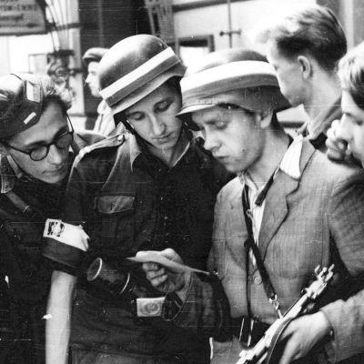 Historia: Varsovan kansannousu, yle tv1