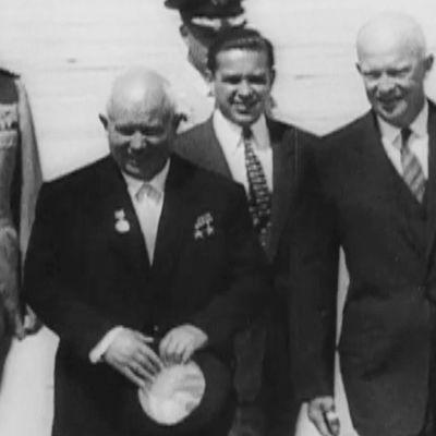 Historia: Hrushtshov Amerikassa, yle tv1