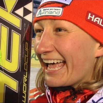 Tanja Poutiainen, Levi 2010.