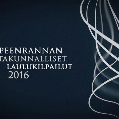Lappeenrannan laulukilpailujen 2016 Yle-ilme.