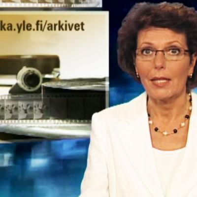 TV-nytt om Arkivet.