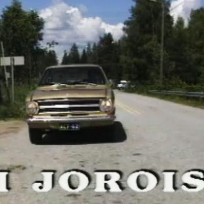 Bil i Jorois.