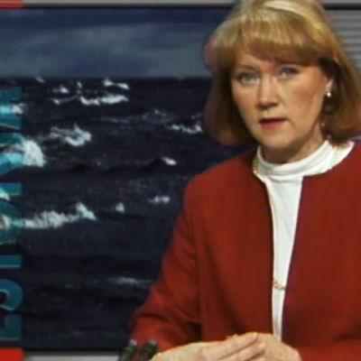TV-nytt om Estonia.