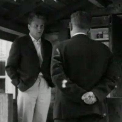 Chister Kihlman sommaren 1961.