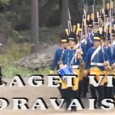 Slaget vid Oravais.