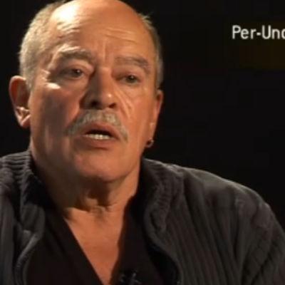 Regissör Per-Uno kommenterar Professorrundan.