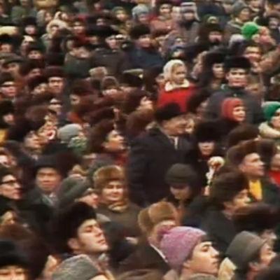 Oktoberrevoulutionen 1977.
