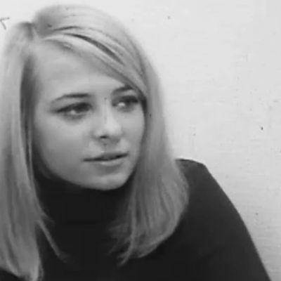 Hedy Rännäri år 1968.