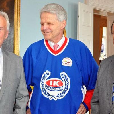 Curre Lundmark, Anders Lidén, Curre Lindström