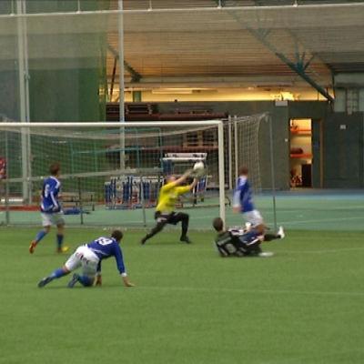VPS mot Vasa IFK i Botniahallen 2013.