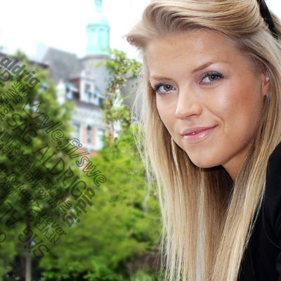 Linda Juhola on muotibloggaaja