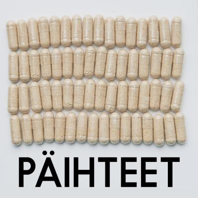 Battlen päihdekokonaisuuden teemakuva. Kuvassa huumetabletteja.