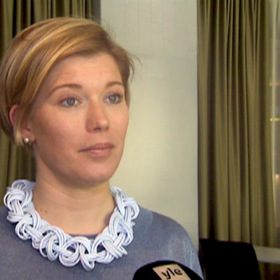 Aktias chefsekonom Heidi Schauman