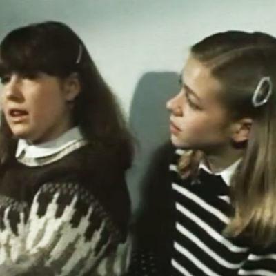 Ungdomar på 80-talet.