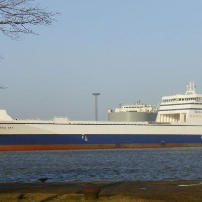 Roro-fartyget Bore Sea.