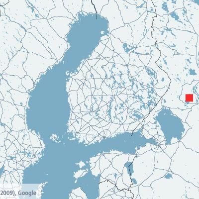 Säämäjärvi ryska Karelen