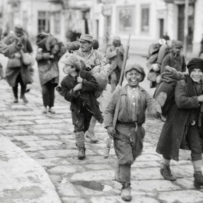 Balkan oli ennen 1. maailmansotaa monikulttuurinen ja rauhallinen alue, jossa näyteltiin sodan esinäytös.