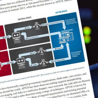Hackerattack mot USA