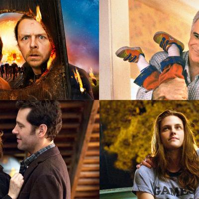 Kakkosen kevään elokuvia ovat muun muassa The World's End (2013), Perhe on paras (1989), Admission (2013) ja Adventureland (2009)