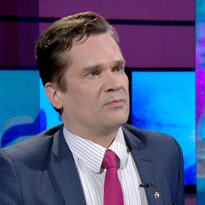 Mika Aaltola, programdirektör vid Utrikespolitiska institutet