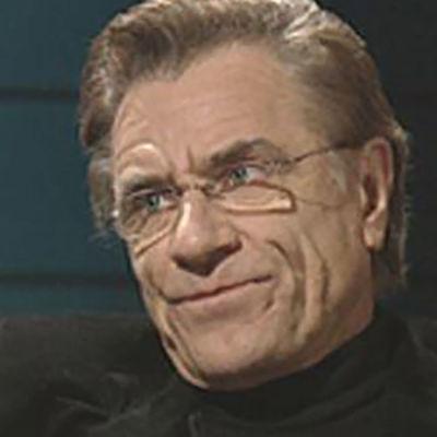 Viktor Klimenko Arto Nybergin vieraana.
