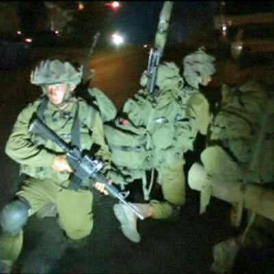 Försvunna tonåringar söks på Västbanken