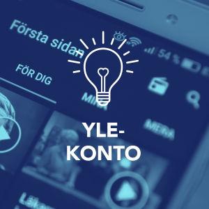 Yle Arenan på mobilen.