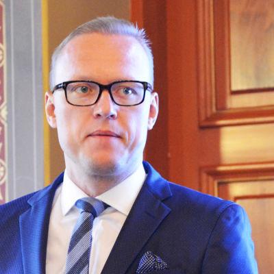 Jukka-Pekka Ujula stadsdirektör i Borgå