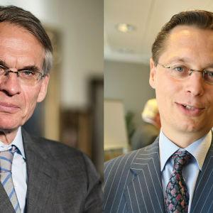 Henrik och Georg Ehrnrooth