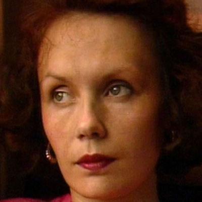 Säveltäjä Kaija Saariaho (1987).