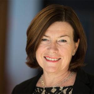 Ålands representant i NR Britt Lundberg