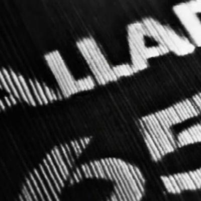 Balladi -65 -ohjelman tunnus haitarin palkeissa.