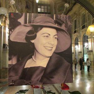 Sopraano Renata Tebaldi.