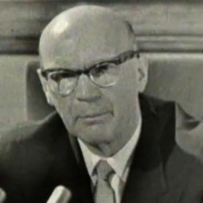 Urho Kekkonen puhuu (1959).