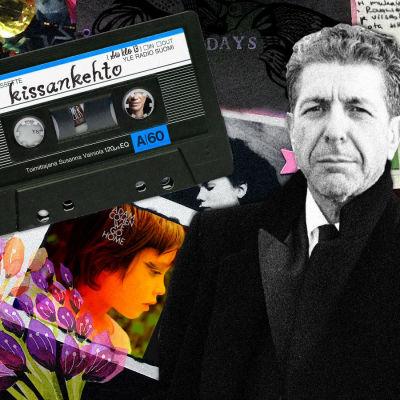 Kissankehto 21.9.2014, Leonard Cohen 80v.