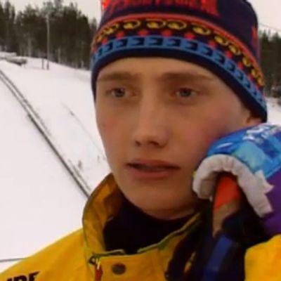Hannu Manninen vuonna 1997.