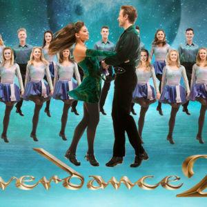 Dansgruppen Riverdance har haft föreställningar redan i tjugo år.