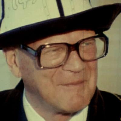Presidentti Kekkonen (1977).