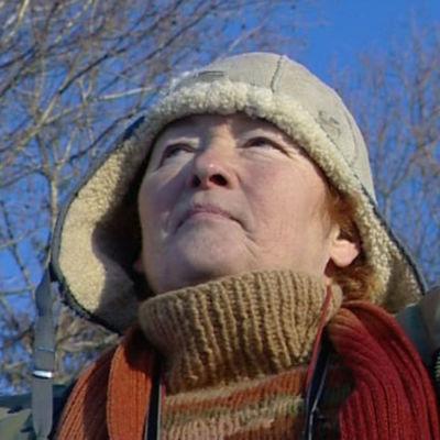 Kaija Helle Ktimaan kasvot -tv-ohjelmassa vuonna 2007.