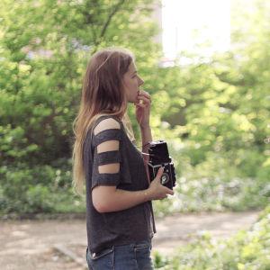 Fotografen Nanó Wallenius.