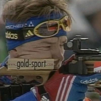 Paavo Puurunen MM-kisoissa 2001