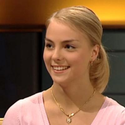 Kiira Korpi Arto Nybergin haastattelussa 2005