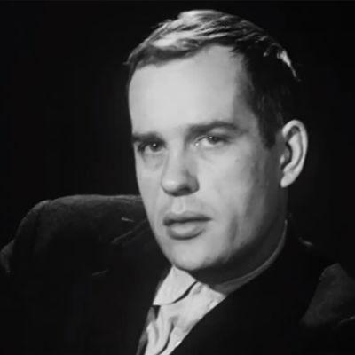Jörn Donner vuonna 1968.