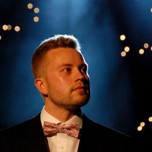 Jarno Kokko esitti Finaalin karsinnassa kappaleen Siellä missä nyt oot
